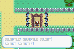 Pokemon Ash Gray (beta 3.61) - The Squirtle Squad - User Screenshot