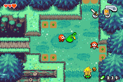 Legend of Zelda, The - The Minish Cap - Misc  - I