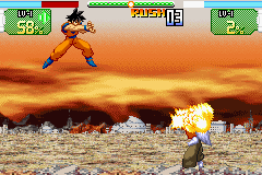 Dragon Ball Z - Bukuu Tougeki - kamehame ha! - User Screenshot