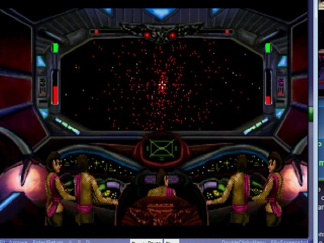 Star trek starfleet academy starship bridge simulator snes