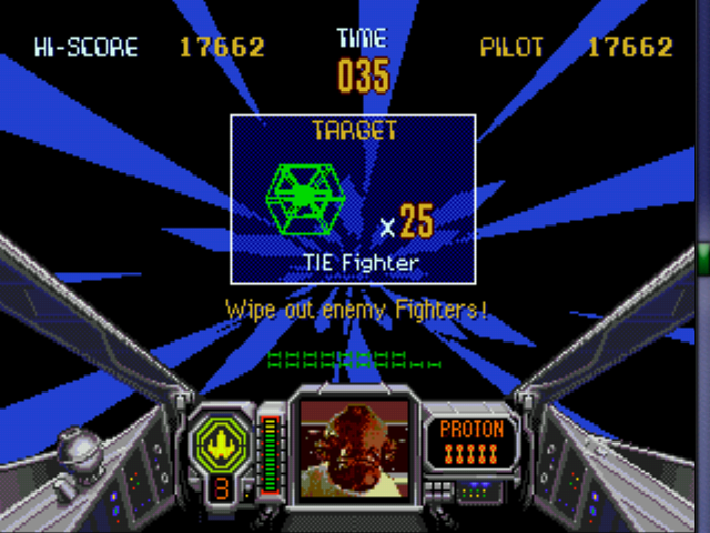Star Wars Arcade - awsome arcade game - User Screenshot