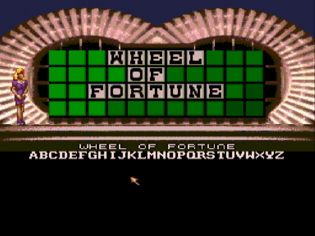 Wheel of Fortune - Introduction  -  - User Screenshot