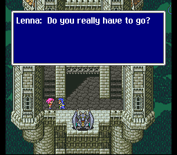 Final Fantasy V - dragon - User Screenshot