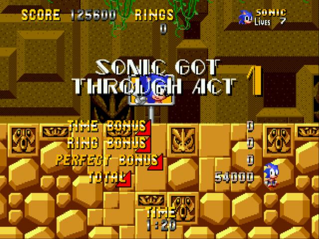 Play Sonic 2 Megamix online for free! - Sega Genesis game rom hack