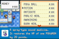 Pokemon Fuligin - Misc  - Sheesh Really I now have to spend my money - User Screenshot