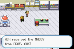 Pokemon Fire Red Omega -  - User Screenshot