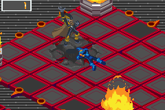 Megaman Battle Network 3 Blue - omg... no - User Screenshot