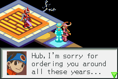 Megaman Battle Network - lololololol x