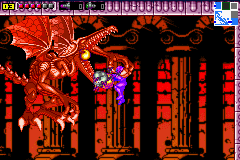 Metroid - Zero Mission - RIDLEY USES HYPERBEAM - User Screenshot