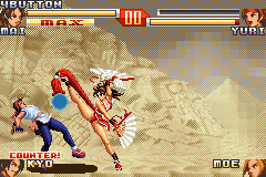 King of Fighters EX2, The - Howling Blood -  - User Screenshot