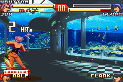 The King of Fighters EX2 - Howling Blood - big butt - User Screenshot