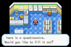 Pokemon Ash Gray (beta 2.5z) - step 3 of my glitch. the question remains - User Screenshot