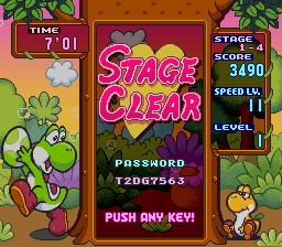 Tetris Attack - I am Bored Yoshi :(  Just end my life!!!!!!!! - User Screenshot