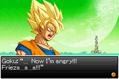 Dragon Ball Z - Supersonic Warriors - you ate my taco! - User Screenshot