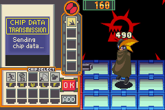 Megaman Battle Network 2 - BASS - User Screenshot