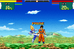 Dragon Ball Z - Supersonic Warriors - i kick you in you eggs - User Screenshot