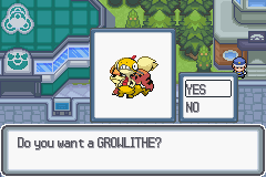 Pokemon Light Platinum - Cut-Scene  - what the? - User Screenshot