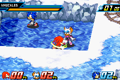 Sonic Battle - rouge... what you looking at? - User Screenshot