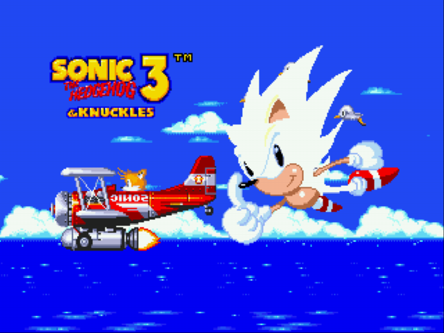 Pictures of Sonic 3 And Knuckles - #rock-cafe
