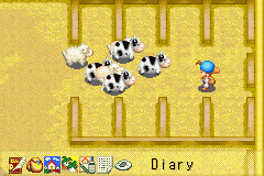 Harvest Moon - Friends of Mineral Town - stampede! - User Screenshot