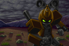 Medabots - Metabee Version - Introduction  - That looks so beast - User Screenshot