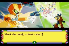 Medabots - Metabee Version - Cut-Scene  - I! AM! METABEE!!!!!!! - User Screenshot