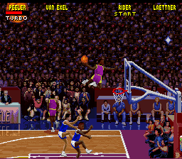 NBA Jam - Tournament Edition - hell yeah - User Screenshot