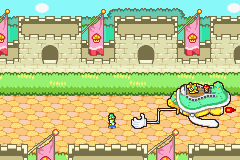 Mario & Luigi - Superstar Saga - RUN LUIGI RUN!!! - User Screenshot