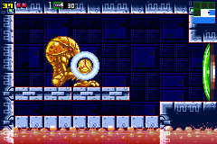 Metroid - Zero Mission - THE ULTIMATE CHOZO UPGRADE! - User Screenshot
