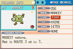 Pokemon Ultra Violet - shiny #6 :)  - User Screenshot