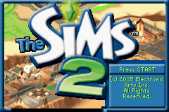 Sims 2, The - Introduction  -  - User Screenshot