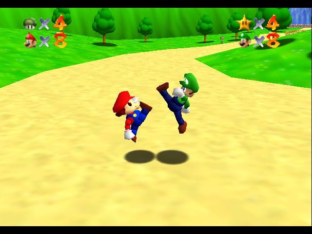 Super Mario 64 Hack Rom Download