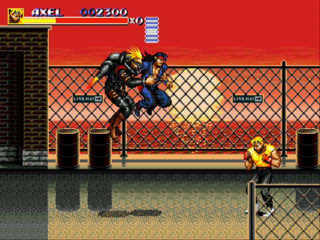 Streets of Rage 3 - hi go - User Screenshot