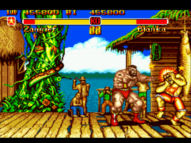 Super Street Fighter II - Dont wanna play anymore? - User Screenshot