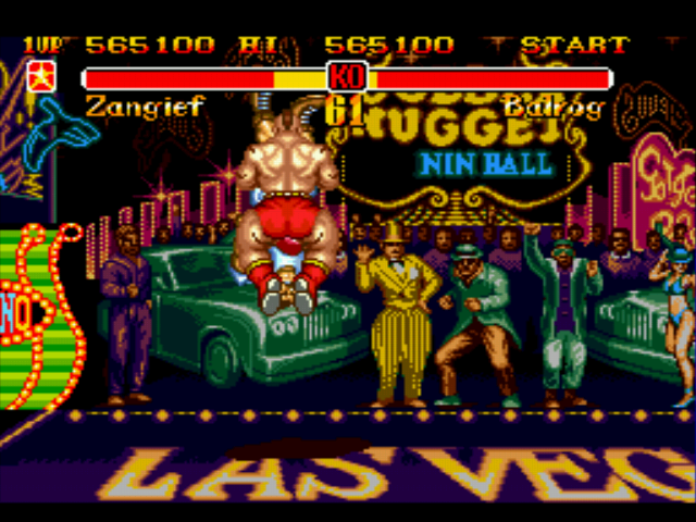 Super Street Fighter II - No match for it. - User Screenshot