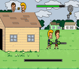 Beavis and Butthead - Misc  - Chainsaws! - User Screenshot