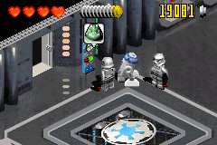 LEGO Star Wars II - The Original Trilogy - Do I look like a Gamerron Guard? - User Screenshot