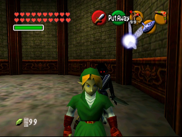 The Legend of Zelda - Ocarina of Time (Debug Edition) - Misc  - What