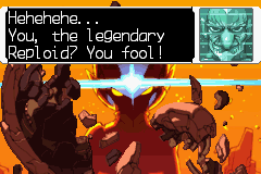 Megaman Zero 3 - Oh...My...GOD - User Screenshot