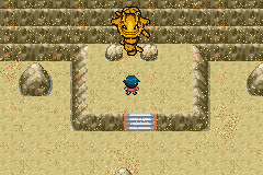 Pokemon Platinum - golden steelix - User Screenshot