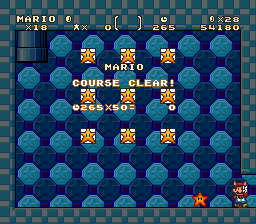 Super Mario Bros 2 Deluxe - stars!! - User Screenshot