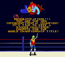 WWF Wrestlemania Arcade - Doink The Clown - User Screenshot