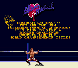 WWF Wrestlemania Arcade - Shawn Michaels - User Screenshot