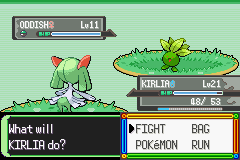 Pokemon Flora Sky - Battle  - Yush to the Shinies! :3 - User Screenshot