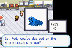 Pokemon Chaos Black - EEWW NO - User Screenshot