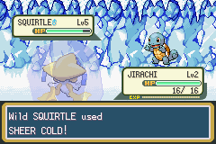 Pokemon Leaf Reborn  - Battle  - FUUUUUUUUUUU! - User Screenshot
