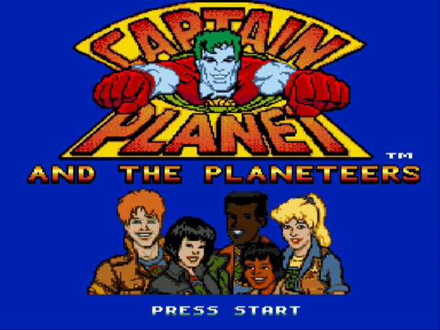 Captain Planet & the Planeteers - Introduction  - Alright Captain Planet! - User Screenshot