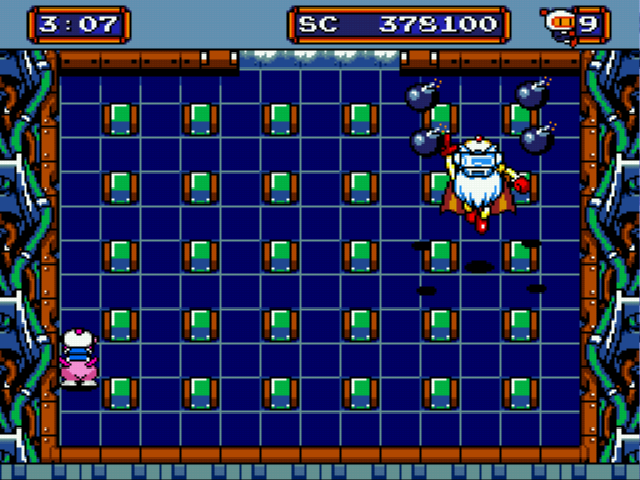 Mega Bomberman - Battle  - Ready to launch! - User Screenshot