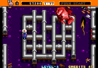 Neo Bomberman - Misc Boss fight -  - User Screenshot