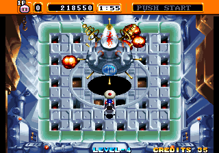 Neo Bomberman - Battle  - Showdown! - User Screenshot